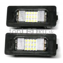 LED Osvetlenie ŠPZ BMW x5