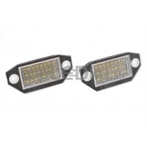 LED Osvetlenie ŠPZ Ford Mondeo Mk3