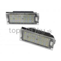 LED Osvetlenie ŠPZ Renault Master II