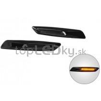 LED Denné osvetlenie s funkciou smerovky BMW E60 rad 5