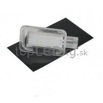 LED Osvetlenie interiéru, batožinového priestoru Honda City