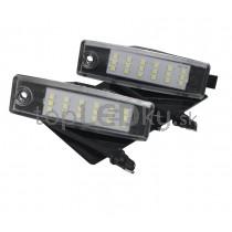 LED Osvetlenie ŠPZ Toyota Highlander 07-13