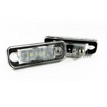 LED Osvetlenie ŠPZ Mercedes W211 Sedan + Combi