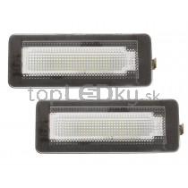 LED Osvetlenie ŠPZ Smart Fortwo W453