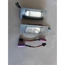 LED Osvetlenie ŠPZ Opel Zafira C