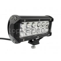 LED Pracovné svetlo 9W, okruhle
