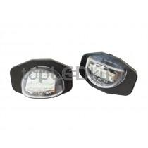 LED Osvetlenie ŠPZ Toyota Sienna