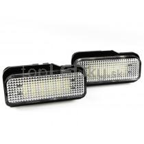 LED Osvetlenie ŠPZ Mercedes R171 SLK, 04 - 11