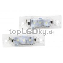 LED Osvetlenie ŠPZ VW T5